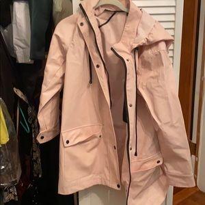 Up raincoat